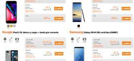 Móviles por cambiarte a Orange: incentivos para dar el paso