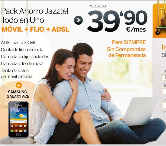 Operador de adsl fijo m s barato analizamos jazztel y - Adsl para casa barato ...