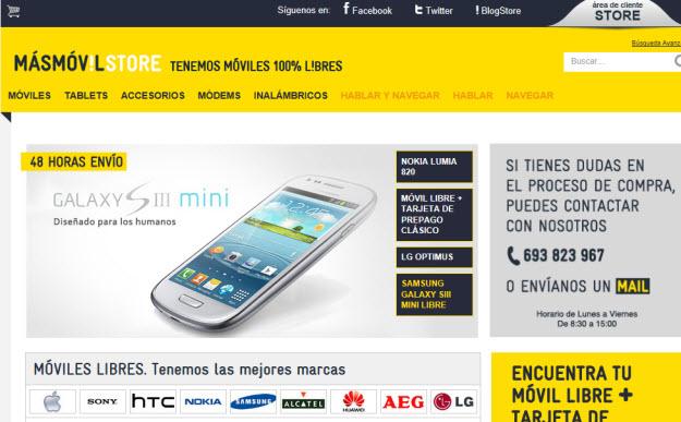 Alternativa a Simyo ofertas de móviles 2013
