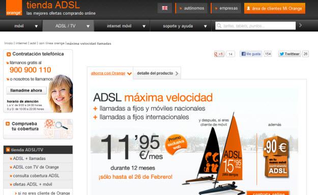 Ofertas ADSL 2013
