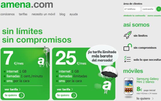 Internet móvil comparativa