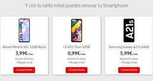 Samsung Galaxy Vodafone