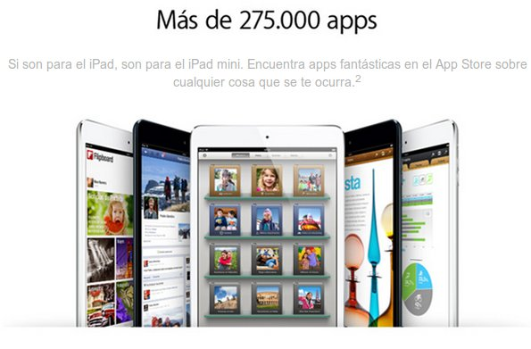 Consigue tu iPad mini de Vodafone