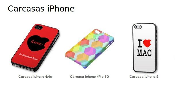 Fundas baratas para iPhone en K-Tuin
