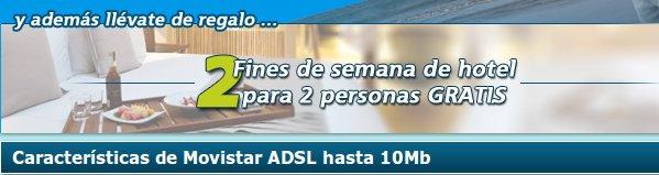 Últimos días de oferta en Movistar adsl