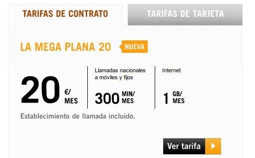 Internet móvil barato con Yoigo