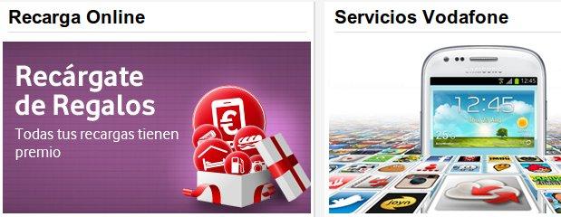 Comodidades y facilidades en las ofertas móviles de Vodafone