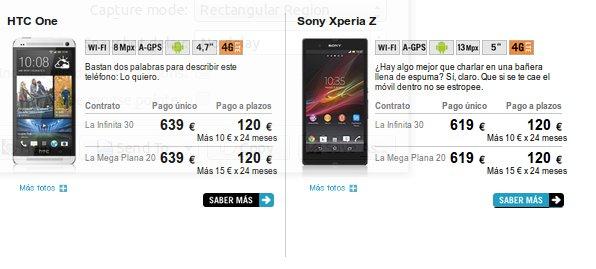 Descubre la oferta en móviles 4G de Yoigo