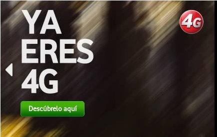 Descubre las nuevas tarifas vodafone 4G
