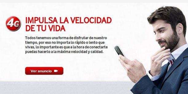 Encuentras lu oferta Vodafone 4G que más te convenga