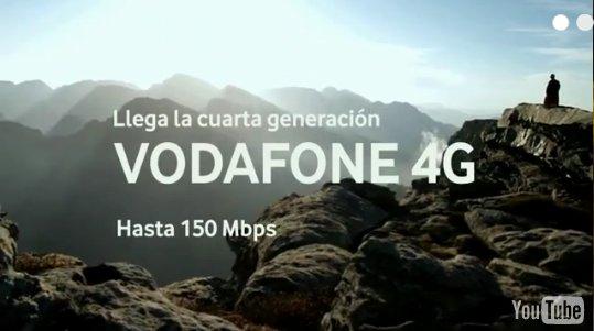 Vodafone ya dispone de tarifas 4G