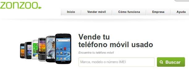 Zonzoo teléfonos: una solución rápida para conseguir dinero por tu viejo móvil