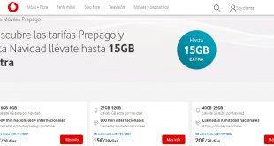 Vodafone prepago