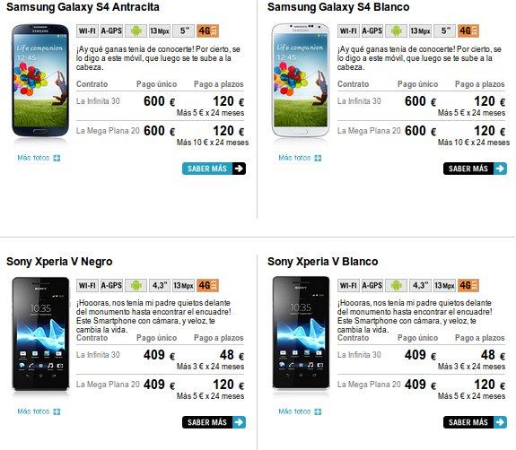 móviles libres baratos