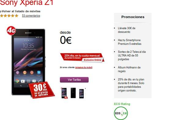 Vodafone tarifas m vil una atenci n especial a usuarios - Vodafone tarifas internet casa ...