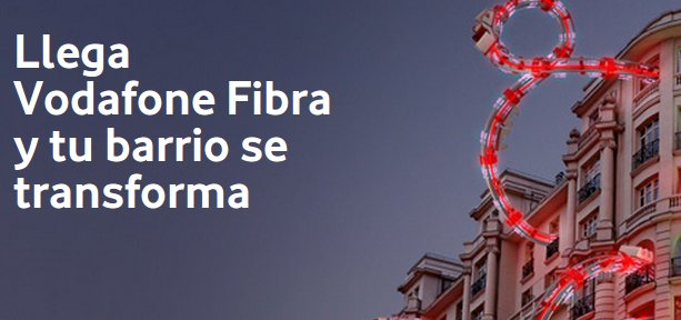 Vodafone fibra optica