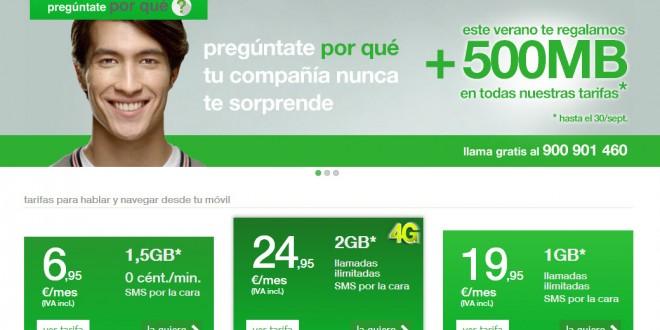 Amena Tarifas: movil, internet adsl y otras de contrato