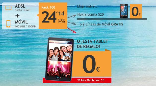 jazztel tablet 2014