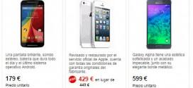 Fnac móviles: revisión de ofertas en smartphones libres