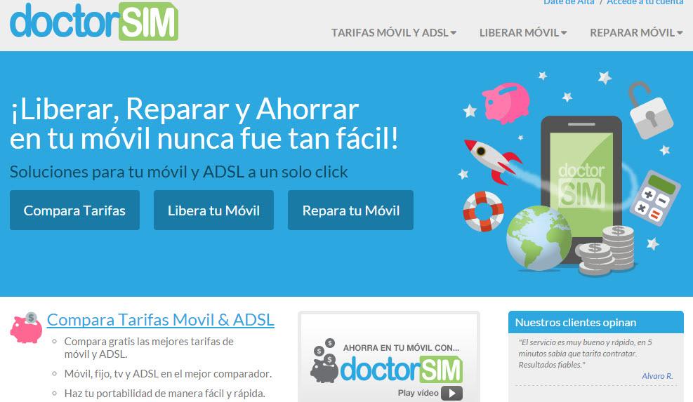 doctorsim.com opiniones