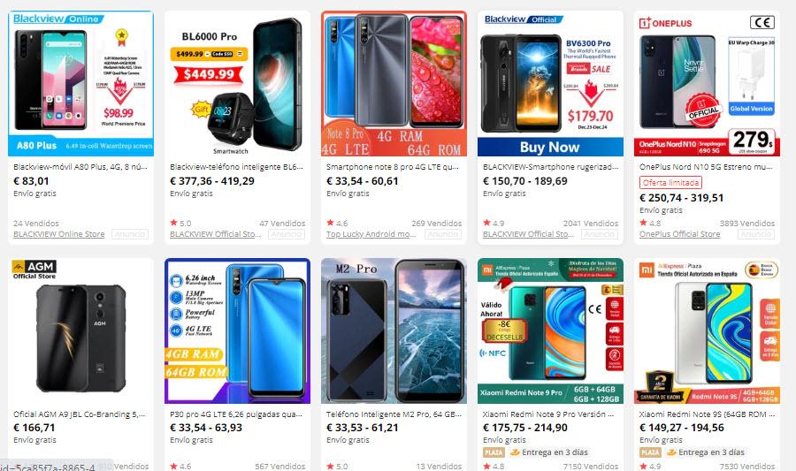 lightinthebox smartphones