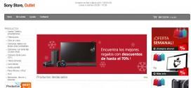 Sony Outlet Store España: opiniones y precios
