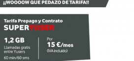Vodafone Yu: opiniones sobre tarifas de prepago y contrato