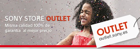 Sony Outlet opiniones
