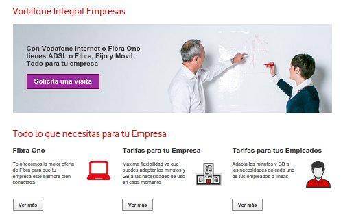 Vodafone Integral 2015: opiniones sobre tarifas ADSL y móvil