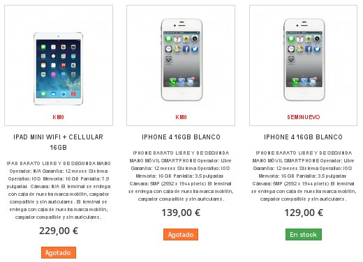 Mobilin outlet Apple