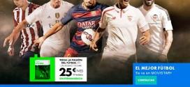 Movistar Plus opiniones: precios de fútbol familiar y Champions