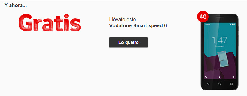 vodafone one movil
