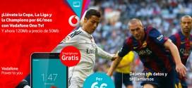 Vodafone One: precios de Fibra, TV y movil en 2015