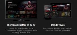Vodafone Netflix 2016: gratis, precios y características a examen
