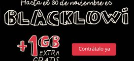 Black Friday Lowi 2016: ofertas y descuentos del Blacklowi