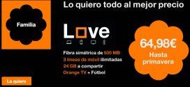 Comentarios de Orange 2017 para las tarifas Love y TV