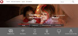 Vodafone: promociones tarifa Smart, Red y ofertas en tarifas Mini