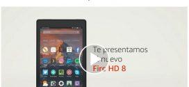 Amazon Fire 7 y HD 8: opiniones, comentarios, precios y características