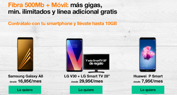 comparativa yoigo orange