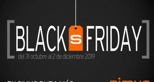black friday simyo 2019