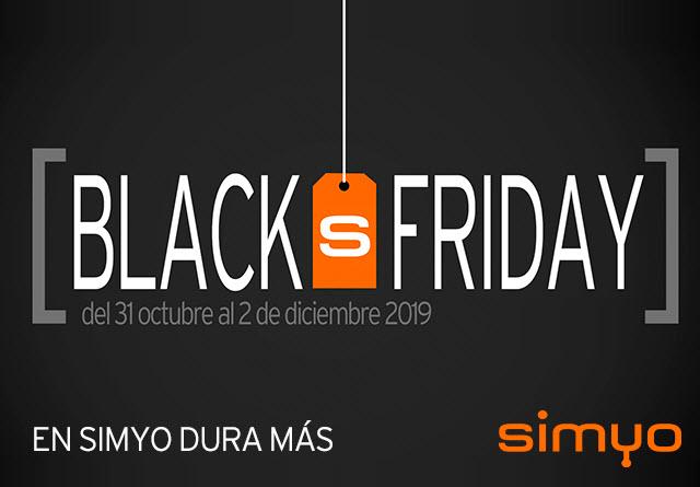 black friday simyo 2019