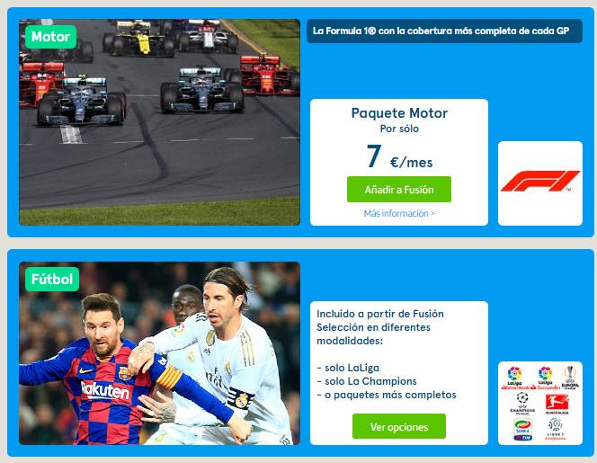 Movistar Plus fútbol