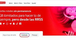 Vodafone Yu opiniones
